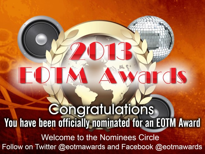 2013 EOTM Awards Official Nominees