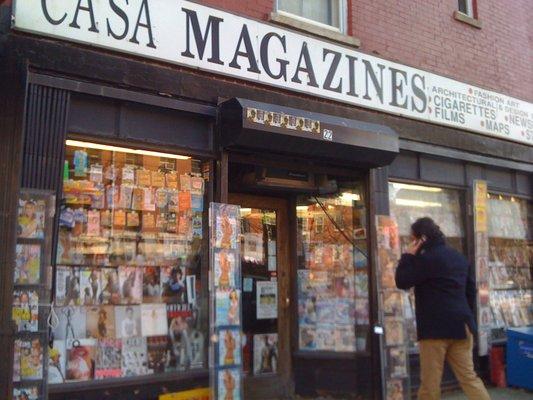 Casa Magazine & News Stand
