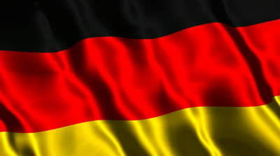 stock-footage-german-flag-waving-loop-video